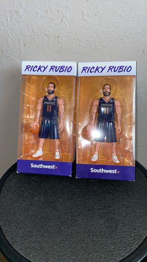 Ricky Rubio action figure for Sale in Phoenix, AZ