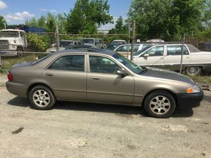 2001 Mazda 626 Lx 200k Hwy Miles Runs and Drives!!! for Sale in Oxon Hill, MD