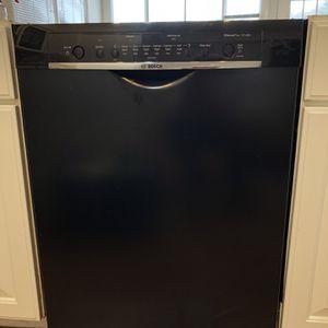 Black Bosch Dishwasher for Sale in Lombard, IL