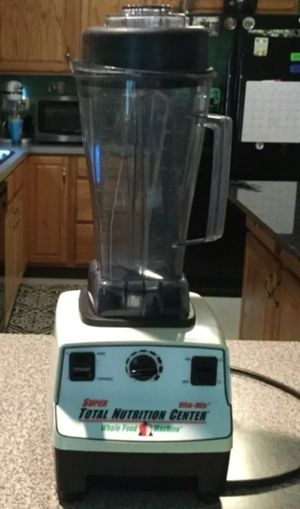 Vitamix total nutrition center for Sale in Providence, RI