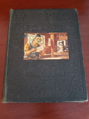 Vintage, 1947 The New Wonder World, A Library of Knowledge, Volume 8, The Literature Book for Sale in Chambersburg, PA