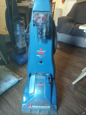 BISSELL PROheat Plus Carpet cleaner. for Sale in Tucson, AZ
