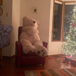 "53"" Plush Teddy Bear for Sale in Renton, WA"