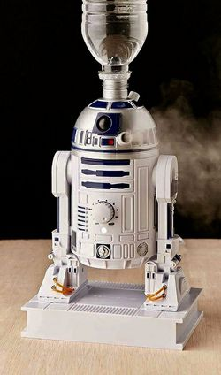 New in box $12 each Ultrasonic STAR WARS R2-D2 Cool Mist Humidifier for Stuffy Air Stop Allergies for Sale in Whittier,  CA