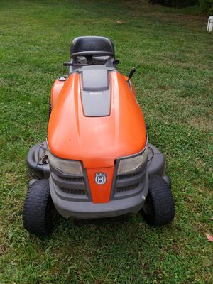Husqvarna Lawn tractor for sale for Sale in Severn, MD