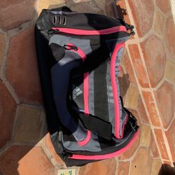 Adidas Pink Sports Duffle Bag for Sale in Los Angeles,  CA