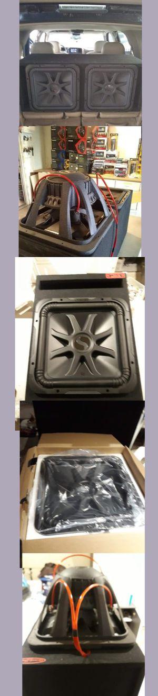 L7 kicker 349 each 15 inch new for Sale in North Las Vegas, NV