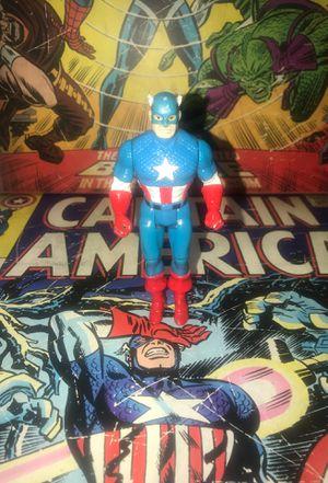 Captain America original 1990 release $8 for Sale in Tarpon Springs, FL