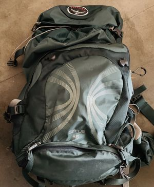Osprey Sirrus 36 Backpack for Sale in Renton, WA