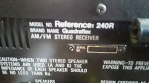 Stereo receiver for Sale in Huntington Park, CA
