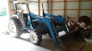 2120 New Holland tractor + implements $14000 for Sale in Brockport, NY