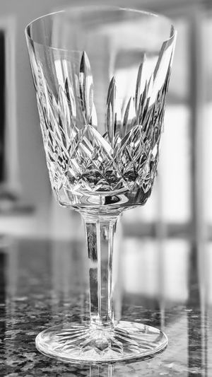 Waterford Crystal Goblet for Sale in Silver Spring, MD