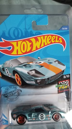 2020 Hotwheels Super Treasure Hunt Ford GT for Sale in Tigard, OR