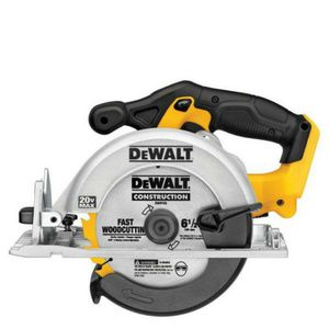 DEWALT 20-Volt MAX Lithium-Ion Cordless 6-1/2 in. Circular Saw (Tool-Only) for Sale in Triangle, VA
