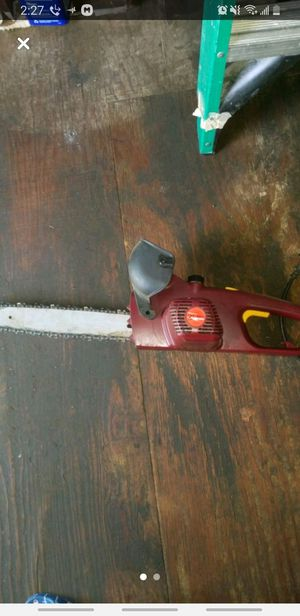Chicago chainsaw for Sale in Austin, TX