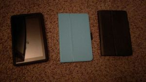 Kindle Fire with two cases. Price negotiable for Sale in Chesapeake, VA