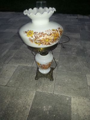 Hurricane Lamp for Sale in St. Petersburg, FL
