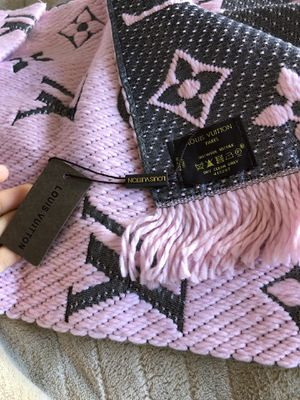 Louis Vuitton pink scarf for Sale in Seaside, CA