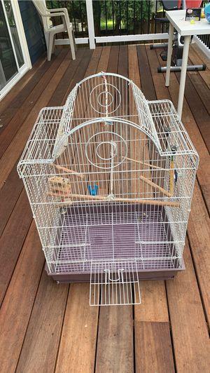 Parakeet Bird Cage for Sale in Kirkland, WA