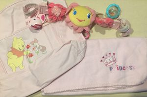 Baby Pink travel set for Sale in Munford, AL
