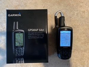Garmin GPSMAP 64st for Sale in Fairview, PA