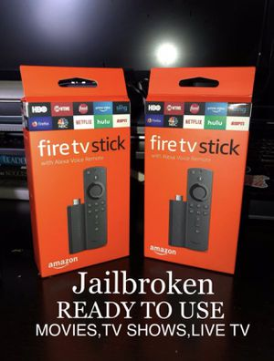 Amazon fire stick ready to go for Sale in The Bronx, NY