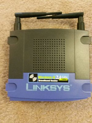 Linksys Router for Sale in Glendale, AZ