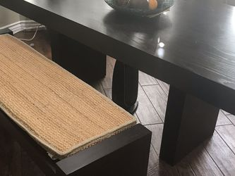 Dinning Table With A Bench for Sale in Los Angeles,  CA