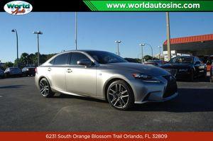 2016 Lexus IS 200t for Sale in Orlando, FL