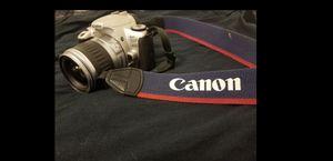 Canon EOS Rebel 2000 35mm Film SLR Camera Kit with 28-80mm Lens for Sale in Chester, VA