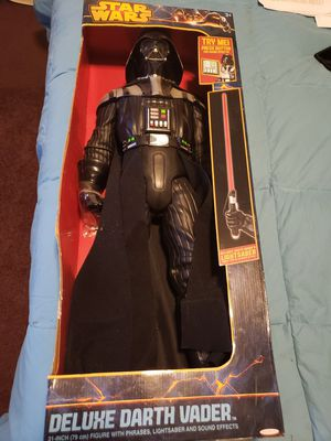 Deluxe Darth Vader 31 inch for Sale in Phillips Ranch, CA
