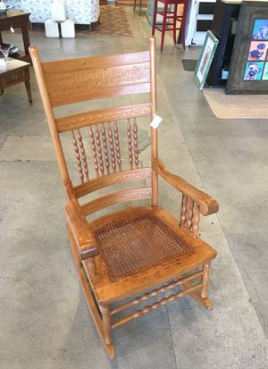 Refurbished Antique Rocking Chair for Sale in Portland, OR