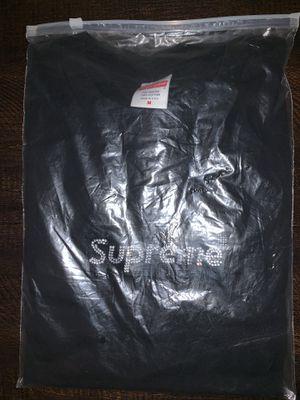 Supreme Swarovski Box logo for Sale in San Francisco, CA