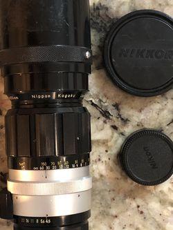 Nikon Nikkor 300mm/f4.5 Lens for Sale in University Place,  WA
