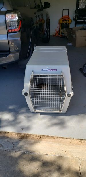 Large dog cage by Petmate for Sale in Canton, GA