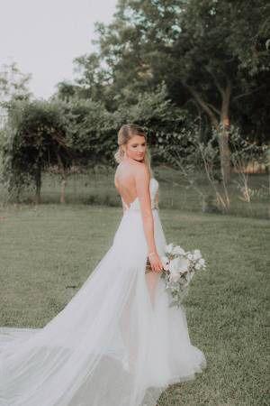Winnie Couture wedding dress size 0