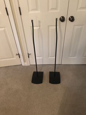 Bose speaker stands for Sale in Annandale, VA
