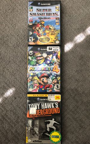GameCube Games for Sale in Las Vegas, NV