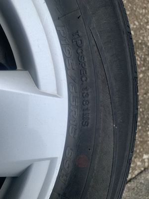 Tires from 2013 Chevy sonic for Sale in Lansing, IL