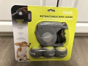 Mod Retractable Dog Leash/Flashlight & 3 pc Ball set for Sale in San Diego, CA