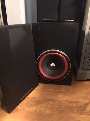 Cerwin Vega home theater speaker system for Sale in Clearwater, FL
