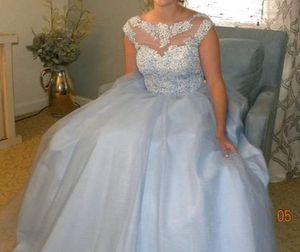 Light blue dress for Sale in Elizabeth, PA