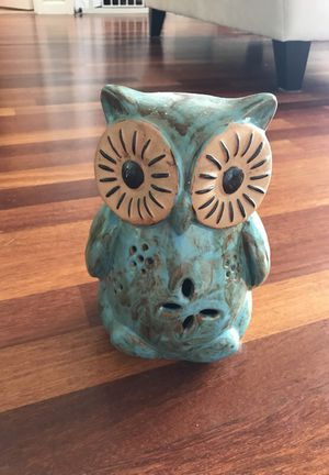 Owl Candle Holder for Sale in New York, NY