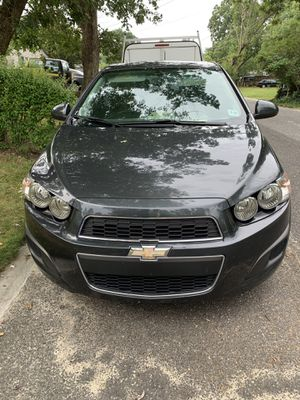 2015 Chevy Sonic TL hatchback for Sale in Hamilton Township, NJ
