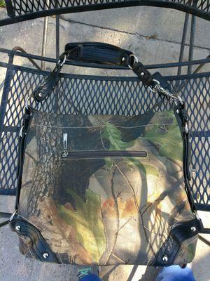 Camo purse for Sale in Houston, TX