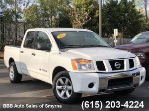 2012 Nissan Titan for Sale in Smyrna, TN