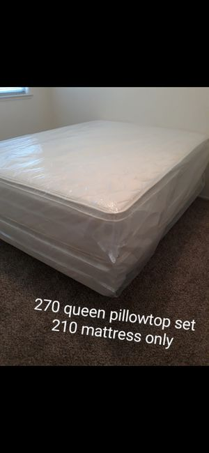 Mattresses and more ask for prices for Sale in Sacramento, CA