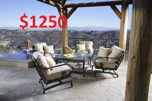 ❥❥❥ Brand new Patio outdoor furniture dining seating set Premium luxury porch quality chair ❥❥❥ for Sale in Houston, TX