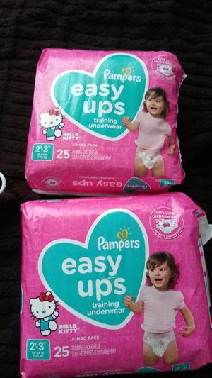 Pampers easy ups for Sale in Marietta, GA
