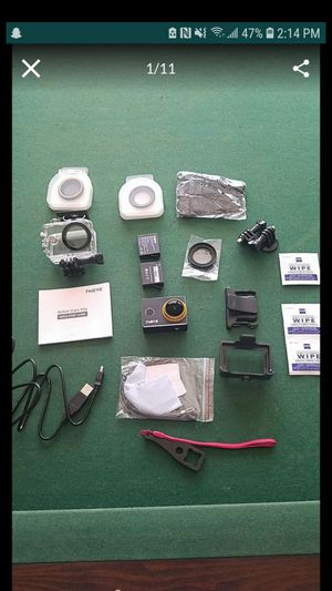 ThiEYE v5s Action Camera for Sale in Gilbert, AZ
